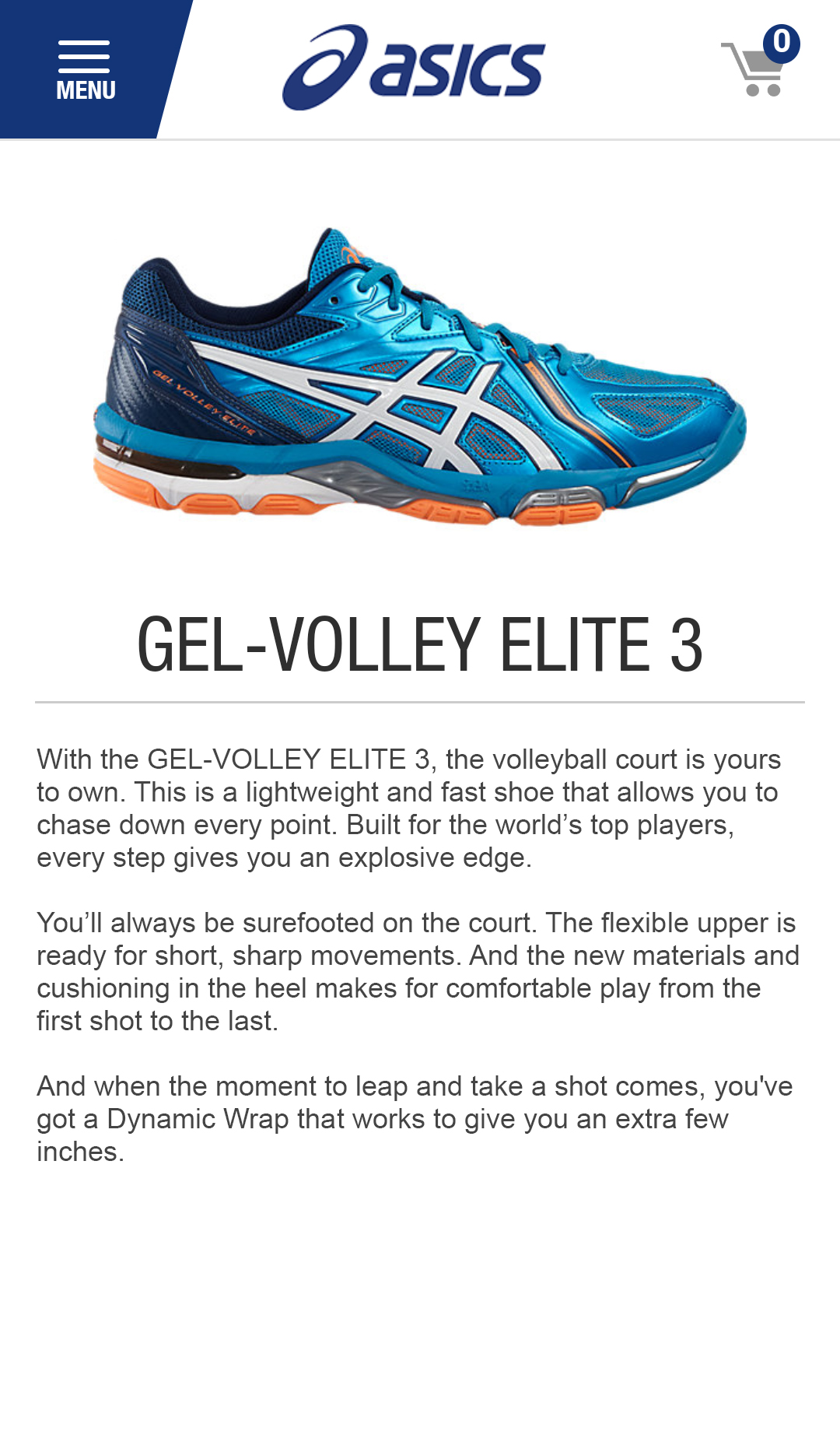 Gel-Volley screenshot