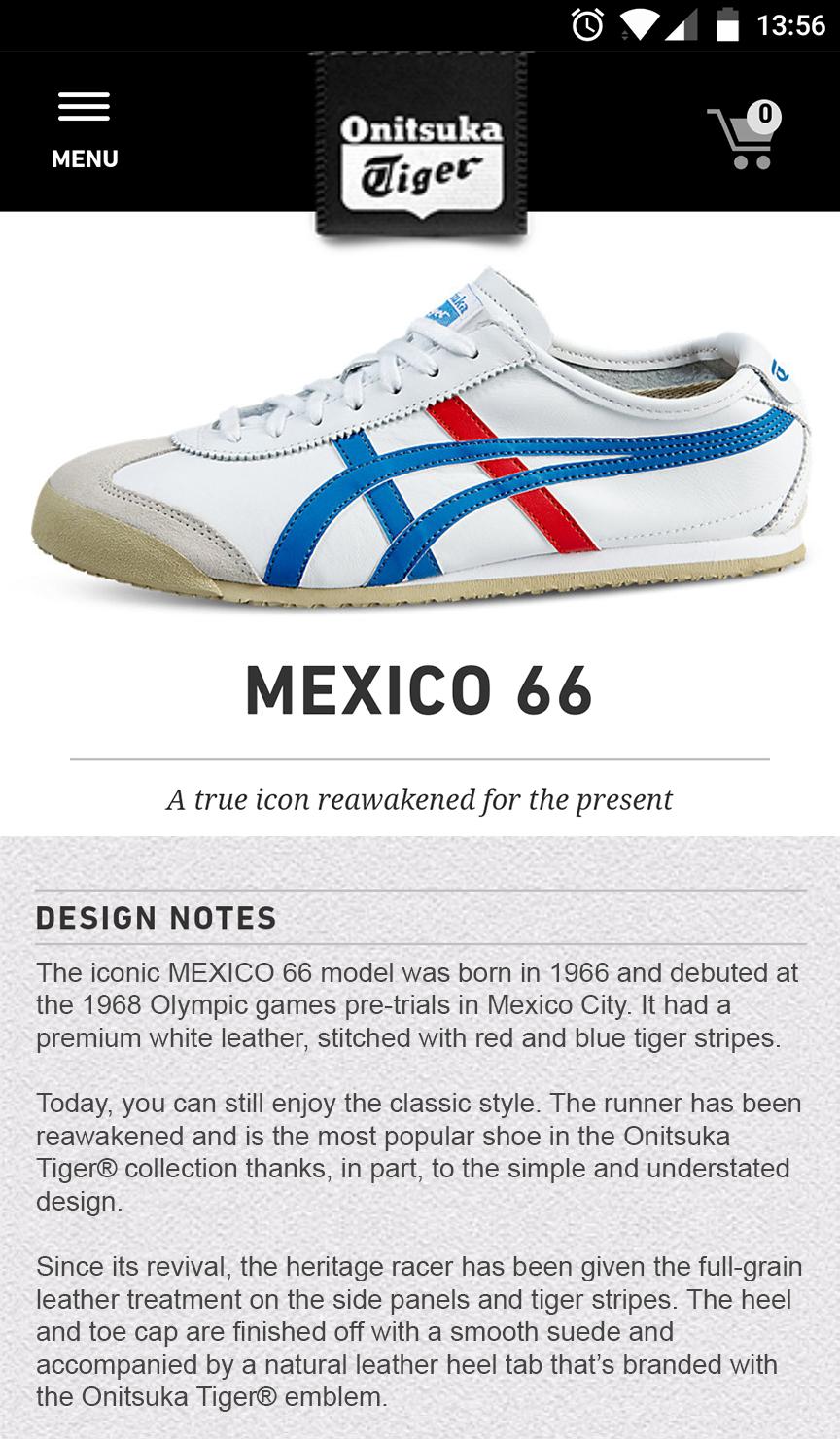 Mexico 66 screenshot