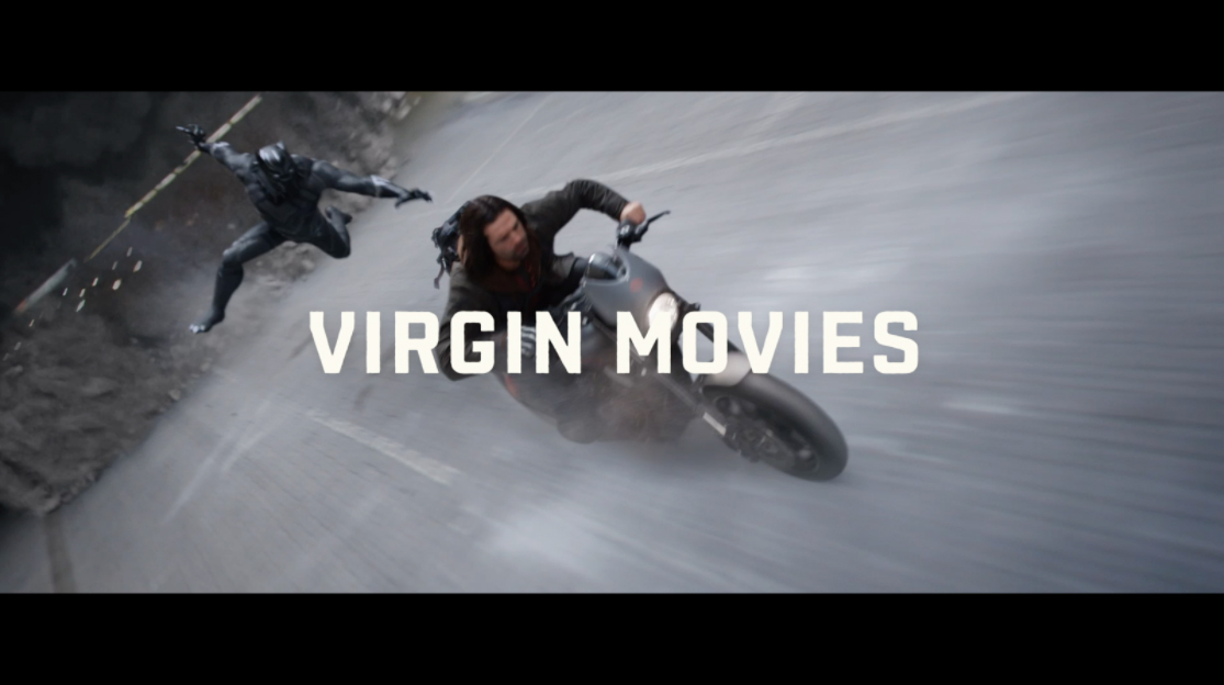 Virgin Movies Showreel