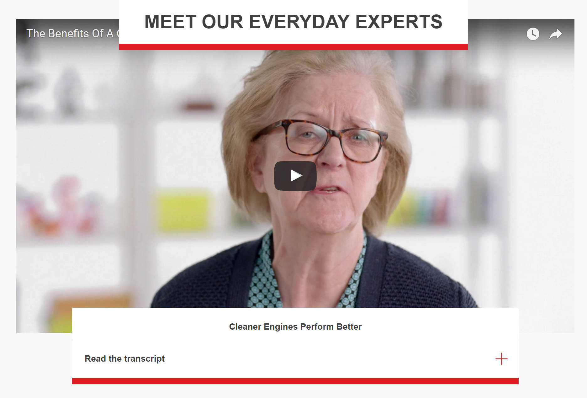 Shell Everyday experts